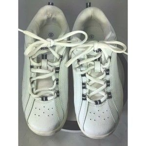 Cross Trekkers Women's Shoes Size 8 White Comfort